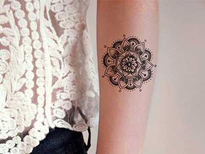 Tatuajes temporales